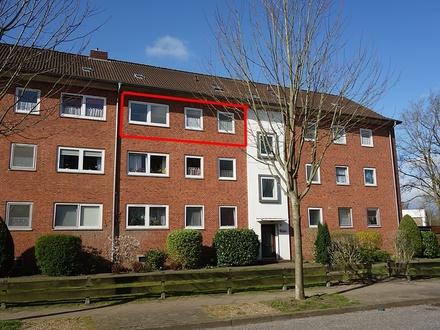 3-Zimmer-Eigentumswohnung mit Loggia und separatem Mansardzimmer