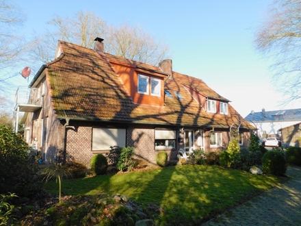 Wiefelstede: Renovierte Dachgeschosswohung in ruhiger Lage, Obj. 5040