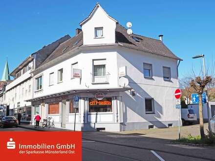 Renditestarkes Wohn-/Geschäftshaus im Stadtkern!