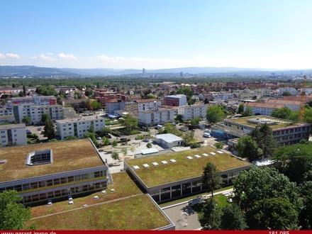 Stilvolle, barrierefreie 2 Zimmer-Penthouse-Wohnung über den Dächern von Weil am Rhein