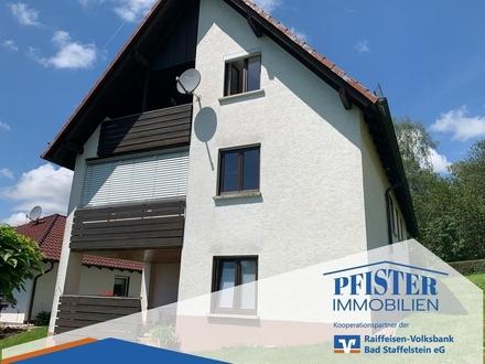 Erstbezug nach Modernisierung - Wohnhaus in idyllischer Lage mit herrlichem Fernblick