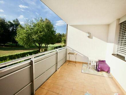 Klagenfurt - Ganghofergasse 9: Helle 3-ZI-Wohnung mit Westloggia in UNI-Nähe