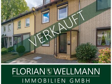 Bremen - Gartenstadt Vahr | Gepflegtes, liebevoll gestaltetes Reihenmittelhaus in attraktiver Lage