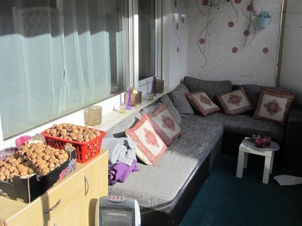 ** 3 Zimmer-Wohnung mit Balkon und Garage in zentraler Lage zur Kapitalanlage **