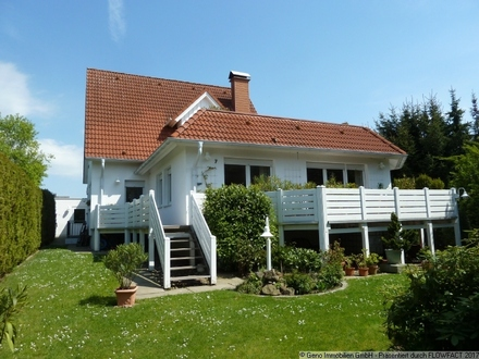 Exklusives Wohnhaus mit Büro und Einliegerwohnung in Bad Salzuflen