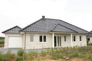 Moderner Neubau-Bungalow mit hochwertiger Ausstattung