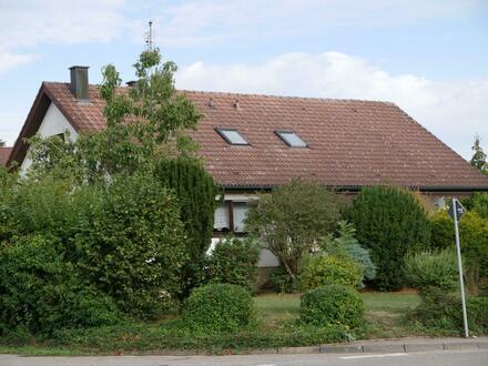 Wohnhaus mit Stall/Scheune