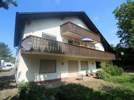 Rendite - Rendite - Rendite ! Mehrfamilienhaus mit Lagerhalle in Haibach