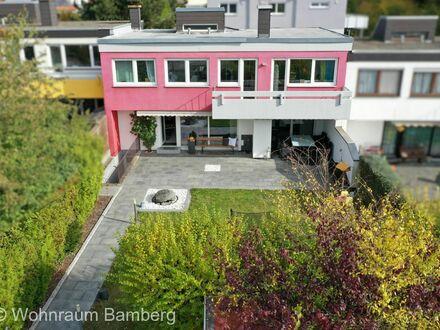 Modern saniertes Einfamilienwohnhaus mit großem Garten und Garage || Memmelsdorf - Seehofblick ||