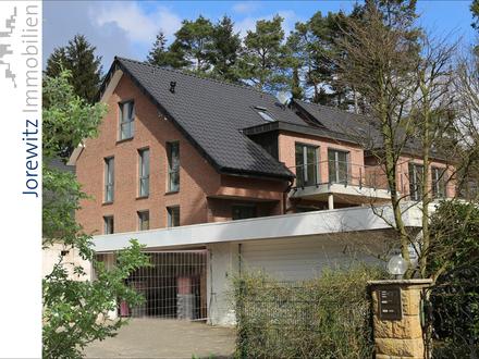 Bi-Senne - Nähe Senner Hellweg: Sonnige Galerie-Wohnung mit Dachterrasse