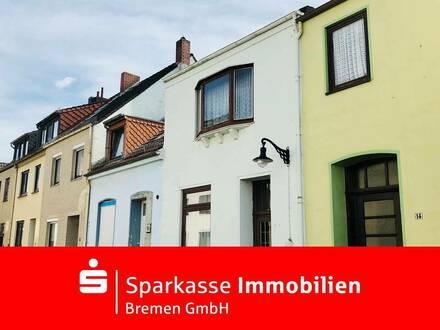 Solides Handwerkerhaus im beliebten Pusdorf