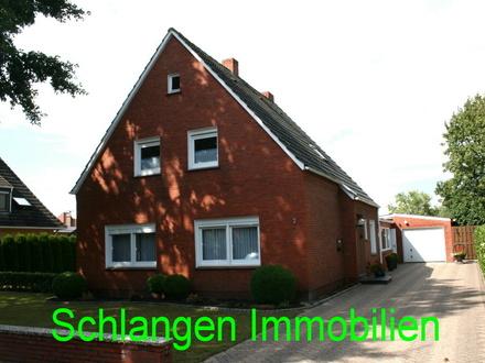 Objekt Nr.: 19/832 Einfamilienhaus mit Garage in Saterland / OT Scharrel