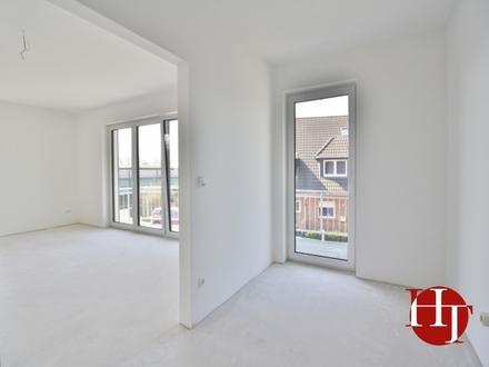 Neubau - sonnige Etagenwohnung vor den Toren Bremens!