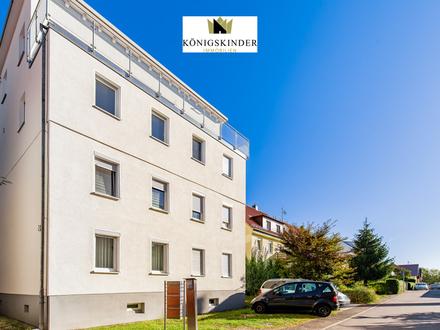 3 Zimmer-Wohnung Erdgeschoss zu einem sehr interessanten Angebot in zentraler Lage in Göppingen