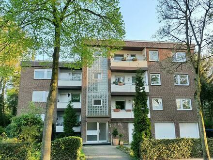 3,5-Zimmer-ETW mit Südbalkon in Herten, Nähe Schloß Westerholt