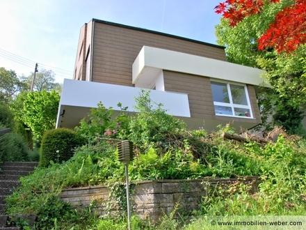 Wohnen mit großem Balkon und toller Panorama-Aussicht!