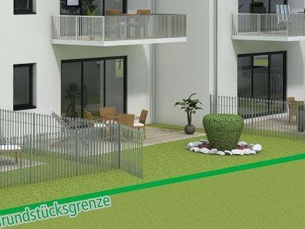 3-Zimmer-Garten-ETW in Alteglofsheim - NEUBAU - KFW-55 - PROVISIONSFREI*