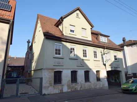 Attraktives Mehrfamilienhaus mit Gaststätte