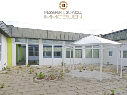 Barrierefreie Fläche für Ihr Gewerbe am Hauptbahnhof! Praxis, Büro, Schulung, Mitarbeiterwohnen ...