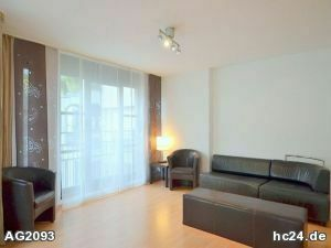 Helle, modern möblierte 3-Zimmer-Wohnung mit 3 Balkonen in Nürnberg Stein