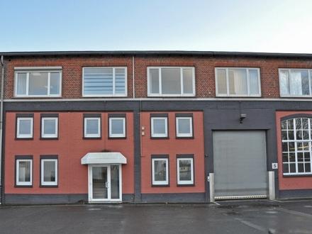 Gewerbeareal Dahlweg - 110 m² Büro im Zwischengeschoss