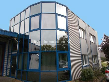 ROSE IMMOBILIEN KG: Moderne Büroetage in Petershagen mit ggfls. Lagermöglichkeiten!