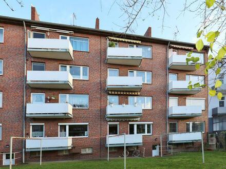 TT Immobilien bietet Ihnen: Vermietete Eigentumswohnung in Heppens!