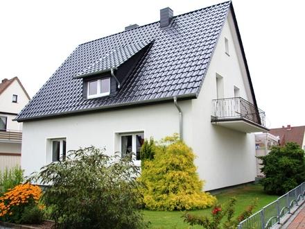 Wohnung-OG mit Gartennutzung in ruhiger Lage