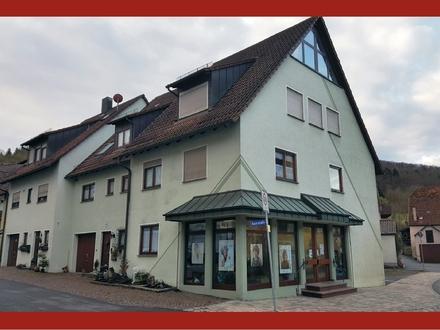 Wohn- und Geschäftshaus mit Umnutzungsmöglichkeiten!