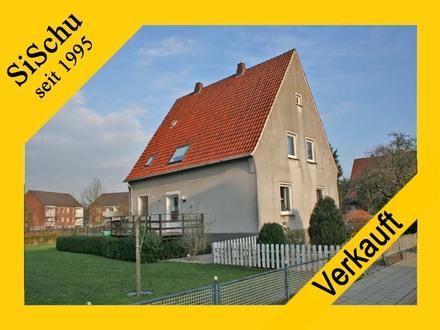 -Verkauft- Eigenheim mit Wohlfühlcharakter in Bünde