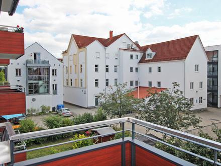 Charmante 3-Zimmer-Wohnung in Landshut!