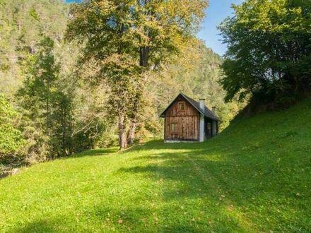 Bad Eisenkappel - Vellach: Ferienhaus in idyllischer Lage