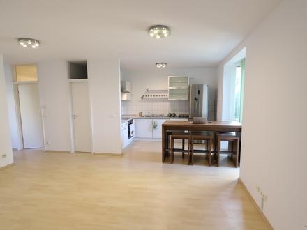 Woogsviertel ! Moderne Etagenwohnung mit Einbauküche und TG-Stellplatz
