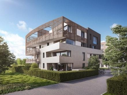 VERVE by Libeskind | Großzügige 2-ZW mit 77 m² | TOP-Ausstattung | Direkte Parklage