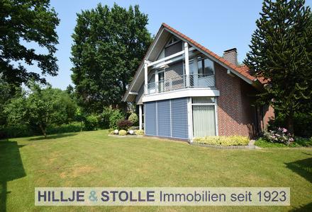 Das Haus am See - in herrlicher Lage in Oldenburg - Etzhorn!