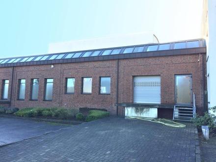 Produktions- und Lagerhallen, 270 m² bis 2.650 m²
