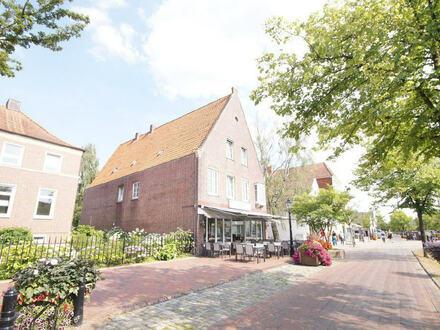 Mietwohnung im Zentrum von Papenburg- Untenende.