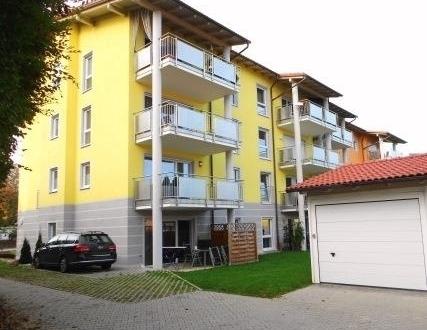 Komfortables Wohnen für Jung und Alt! 3 - Zimmer Wohnung m. Balkon in Passau-Haidenhof zu vermieten!