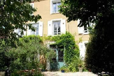 Burgund - Geräumiges schönes sonniges altes Haus