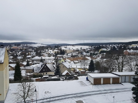 Eigennutzer aufgepasst! - 3-Raum-Eigentumswohnung in Wintersportgebiet Bärenstein zu verkaufen