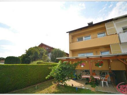 Gemütliches Haus mit zwei Loggien und Garten ++Robert Decker Immobilien++