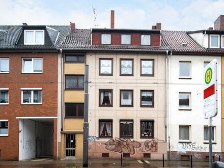Lukrative Optionen - Mehrfamilienhaus in beliebter Lage