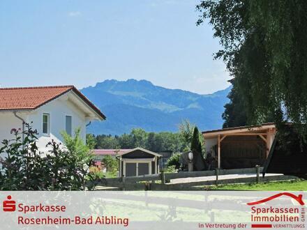 idyllisch wohnen im Ortsteil Atzing!