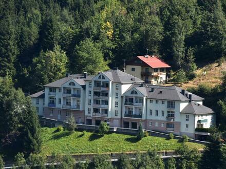 Sonnige 2-Zimmerwohnung in Bad Gastein zu vergeben!