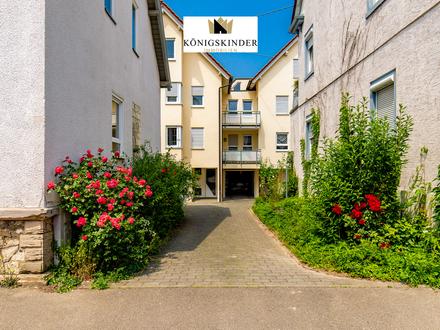 Charmantes zentral gelegenes Zweifamilienhaus in der Innenstadt von Winnenden