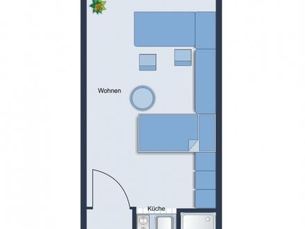 Optimale Kapitalanlage - Studentenappartement in Bestlage