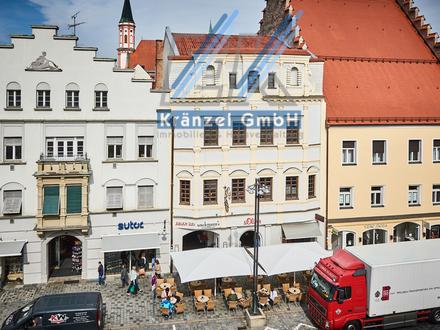 Büro mit Galerie in der Innenstadt