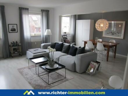 Geniale Wohnung mit Balkon am Charlottenplatz