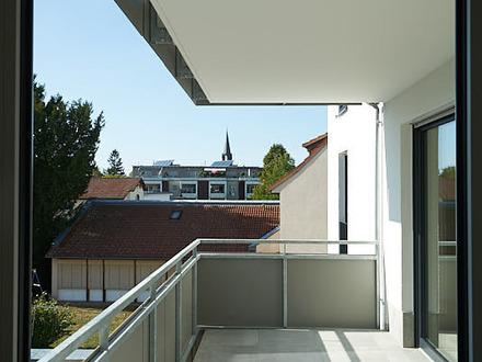 3-Zimmerwohnung Neubau unmittelbare Innenstadt-Lage ruhig - kleine Wohnanlage