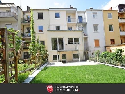 Neustadt / Hochwertig sanierte Maisonettewohnung mit eigenem Garten